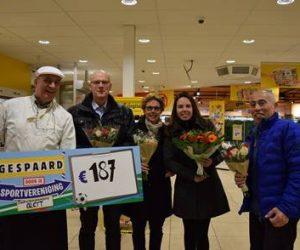 Supermarkt Jumbo spaaractie