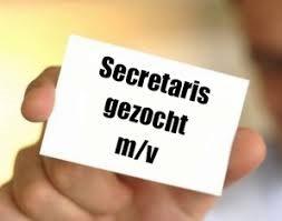 Secretaris m/v gezocht voor onze vereniging